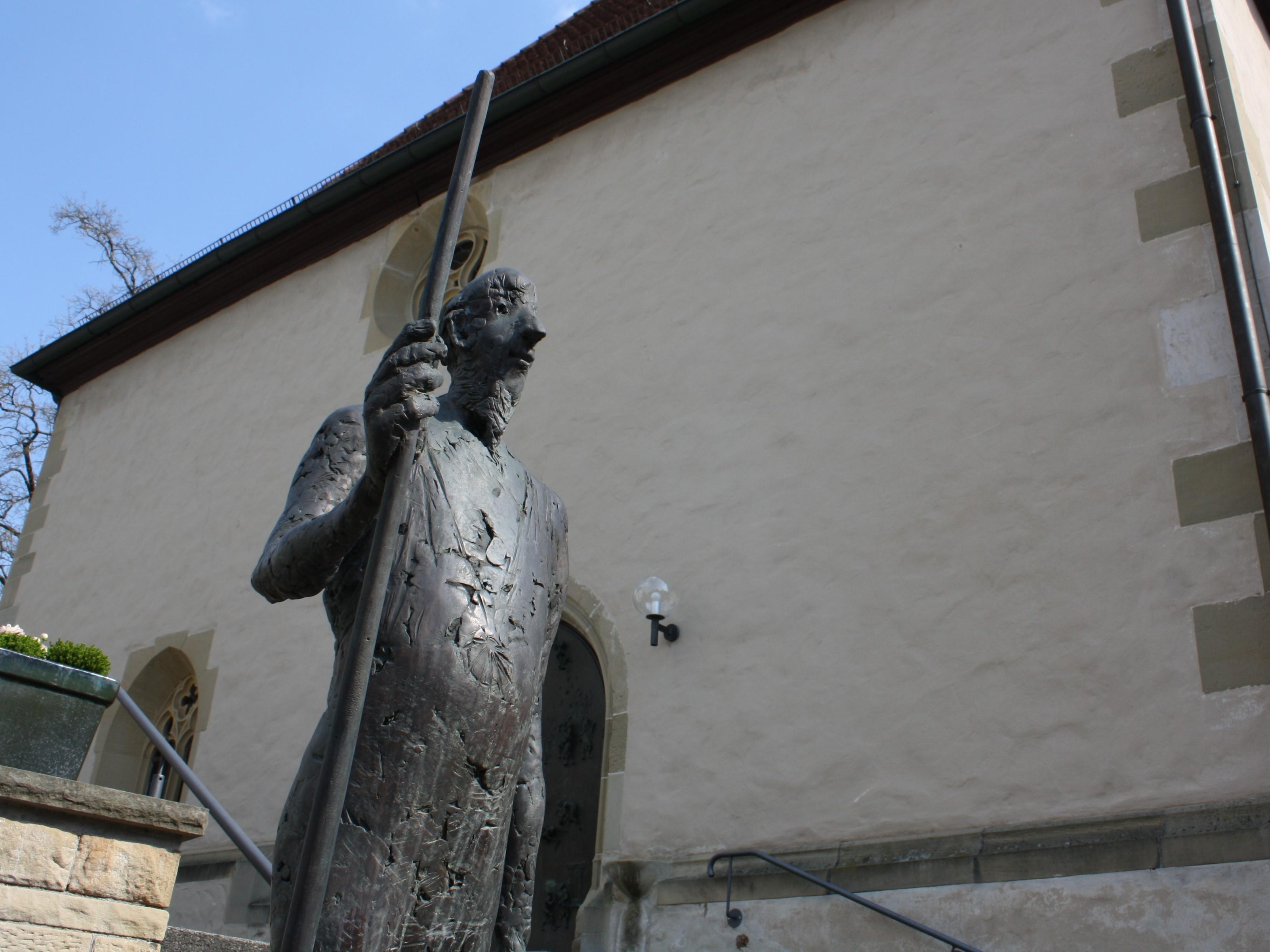 Kirchenansicht evang. Kirche Strümpfelbach