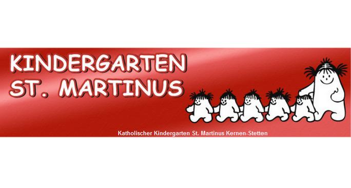 Logo Kindergarten St. Martinus, Kernen